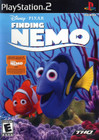 Disney Pixar Finding Nemo - PS2