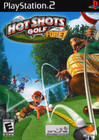 Hot Shots Golf Fore! - PS2