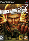 Mercenaries 2: World in Flames - PS2