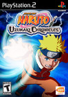 Naruto: Uzumaki Chronicles - PS2