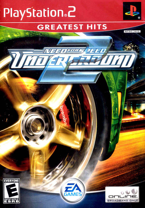 Image result for need for speed underground playstation 2