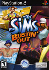 The Sims Bustin' Out - PS2