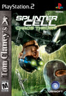 Tom Clancy's Splinter Cell: Chaos Theory - PS2