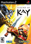 Legend of Kay - PS2 (Disc Only)
