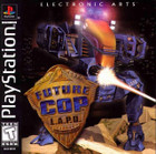 Future Cop: L.A.P.D. - PS1 (Disc Only)