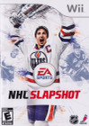 NHL Slapshot (Game Only) - Wii