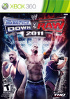 WWE SmackDown vs. Raw 2011 - XBOX 360