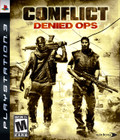 Conflict: Denied Ops - PS3 (Disc Only)