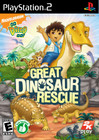 Go, Diego, Go! Great Dinosaur Rescue - PS2