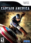 Captain America: Super Soldier - Wii