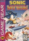 Sonic Triple Trouble - Sega Game Gear (Cartridge Only)