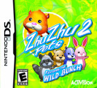 ZhuZhu Pets 2: Featuring The Wild Bunch - DS (Cartridge Only)
