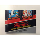 Super Mario Bros./Duck Hunt Instruction Booklet - NES