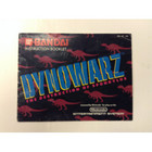 Dyno Warz Instruction Booklet - NES