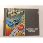 Marble Madness Instruction Booklet - NES