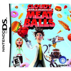Cloudy With A Chance Of Meatballs - DS