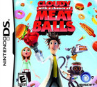 Cloudy With a Chance of Meatballs - DS (Cartridge Only)
