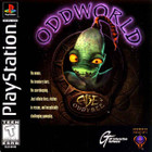 Oddworld: Abe's Oddysee - PS1