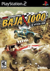 SCORE International Baja 1000 - PS2