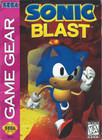 Sonic Blast - Sega Game Gear (Cartridge Only)