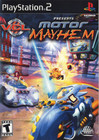 Motor Mayhem: Vehicular Combat League - PS2