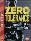 Zero Tolerance - Sega Genesis (Cartridge Only)