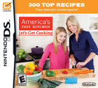 America's Test Kitchen: Let's Get Cooking - DS