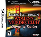 James Patterson Women's Murder Club: Games of Passion - DS
