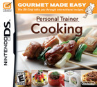 Personal Trainer: Cooking - DS