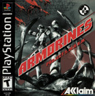 Armorines: Project S.W.A.R.M. - PS1 (Disc Only)