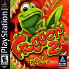 Frogger 2: Swampy's Revenge - PS1 (Disc Only)