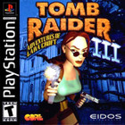 Tomb Raider III: Adventures of Lara Croft - PS1 (Disc Only)