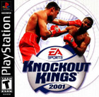 Knockout Kings 2001- PS1 (Disc Only)
