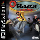 Razor Racing - PS1 (Disc Only)