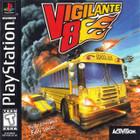 Vigilante 8 - PS1 (Disc Only)