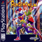 Pandemonium! - PS1 (Disc Only)