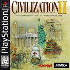 Civilization II - PS1 (Disc Only)