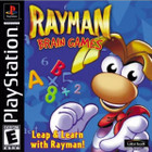 Rayman Brain Games - PS1 (Disc Only)