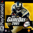 NFL GameDay 2001 - PS1 (Disc Only)