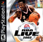 NBA Live 2002 - PS1 (Disc Only)