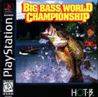 Big Bass World Championship - PS1 (Disc Only)