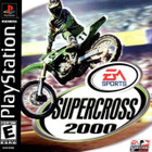 Supercross 2000 - PS1 (Disc Only)