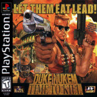 Duke Nukem: Time to Kill - PS1 (Disc Only)