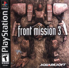 Front Mission 3 - PS1 (Disc Only)