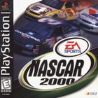 NASCAR 2000 - PS1 (Disc Only)