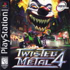 Twisted Metal 4 - PS1 (Disc Only)
