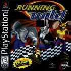 Running Wild - PS1 (Disc Only)