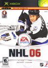 NHL 06 - Xbox  (Disc Only)