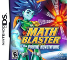 Math Blaster in the Prime Adventure - DS