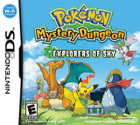 Pokemon Mystery Dungeon: Explorers of Sky - DS (Cartridge Only)